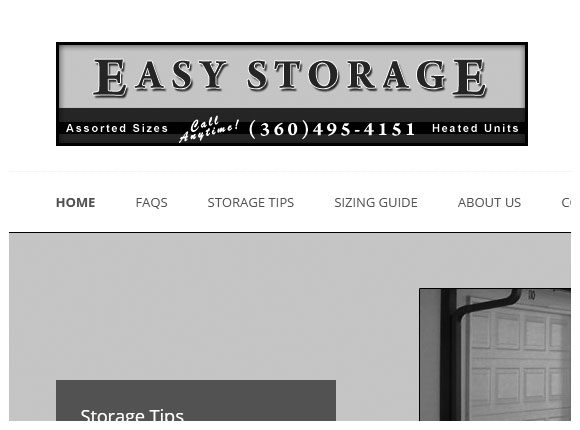 McCleary Easy Storage